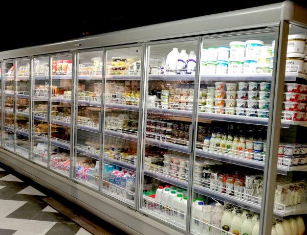 Exhibición Refrigerada